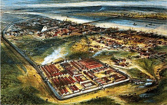 Londinium romaine