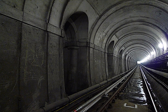 Tunnel Brunel