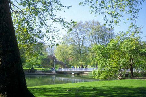 Les Parcs Et Jardins 224 Londres