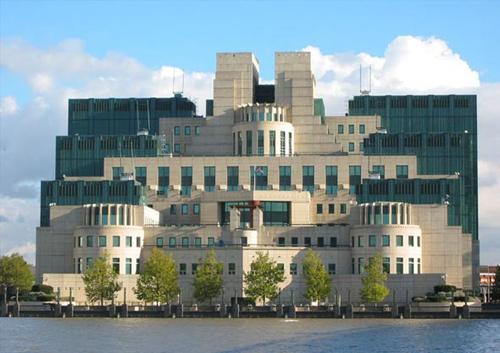 MI6 Londres