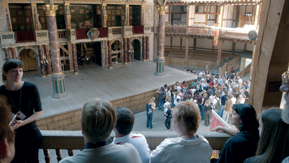 shakespeare theather london