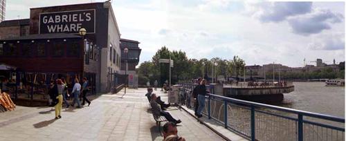 Gabriel's Wharf