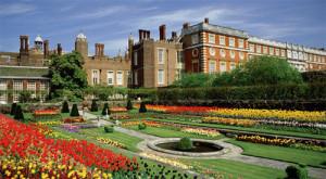 Jardin Hampton Court Palace