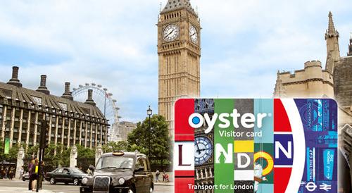 La Carte Oyster Pass City Londres