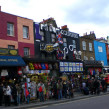 Camden Town, le quartier alternatif de Londres.