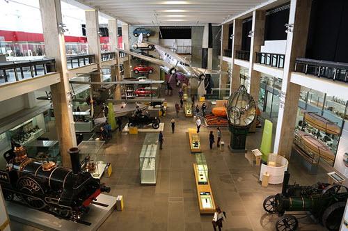 Musée de la science