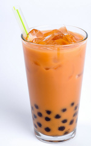 Bubble tea au Quartier chinois