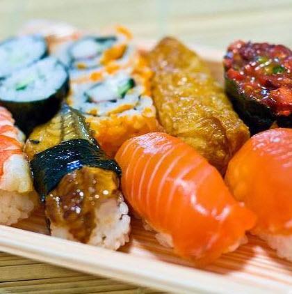 Restaurant Sushi Ga Ga à Londres