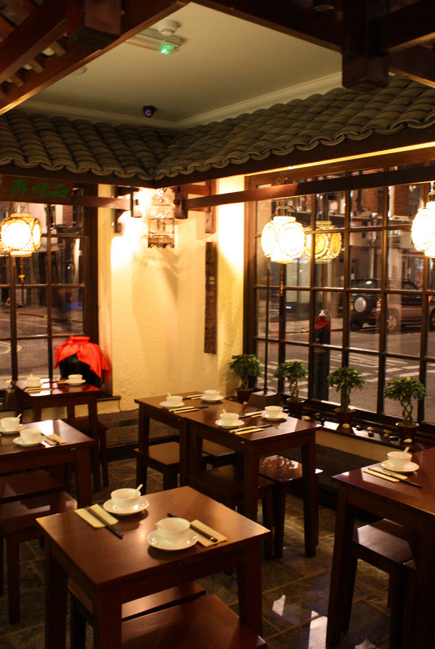 restaurant Ba Shan Chinatown