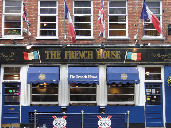 pub soho the french house