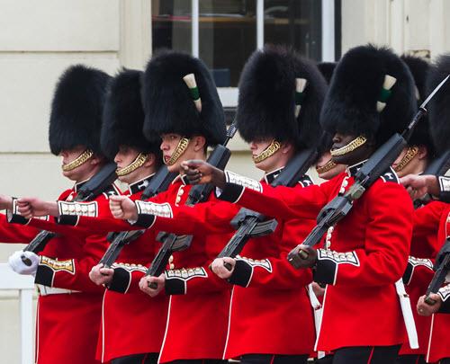 garde royale buckingham