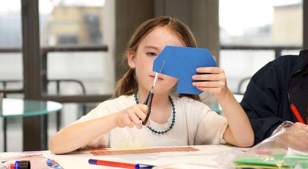 Musée du Design, ateliers enfants