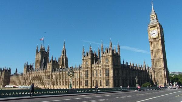 Big Ben à Westminster
