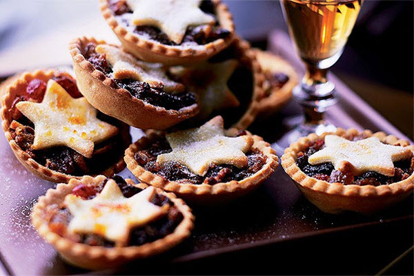 mince pies angleterre