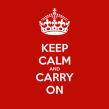 D'où vient le « Keep calm and carry on » anglais ?