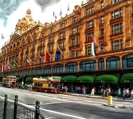 Faire du shopping chez harrods londres - Quartier londres shopping ...
