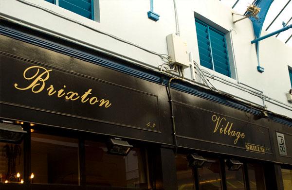 brixton grill restaurant