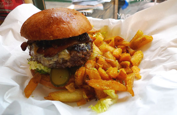 burger brixton