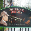 Le musée de Sherlock Holmes