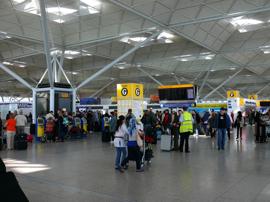 aeroport stansted