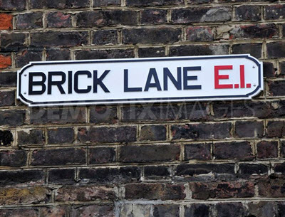 brick lane londres