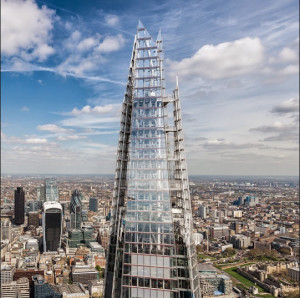 the shard londres