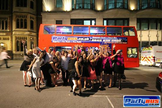 London Party Bus