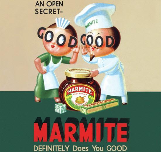 marmite londres