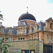 L'observatoire de Greenwich à Londres