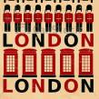 20 affiches vintage de Londres