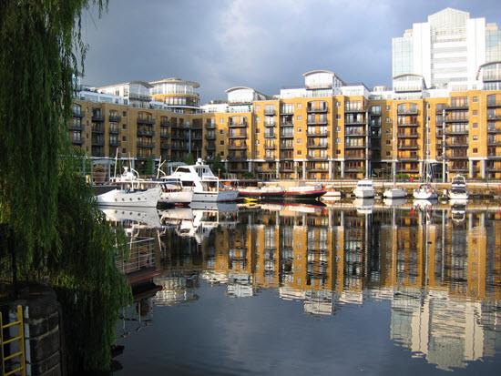 St Katharine Docks londres