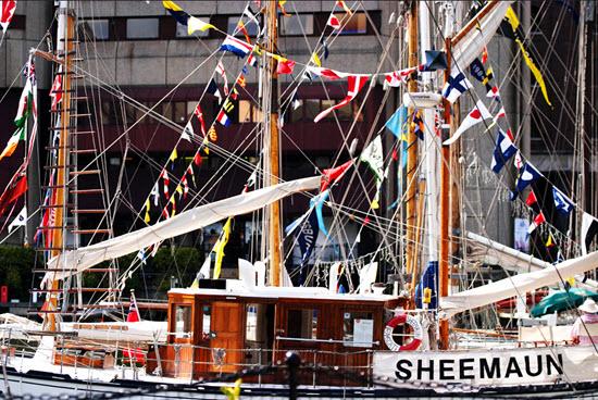 histoire St Katharine Docks