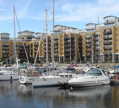 visiter St Katharine Docks