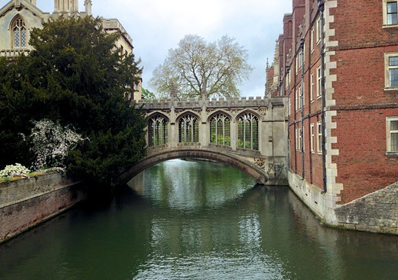 cambridge autour londres