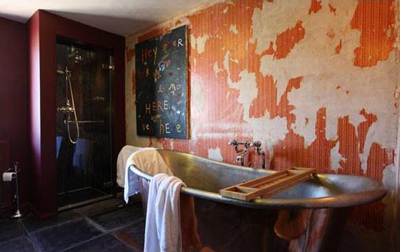 salle bain Rough Luxe
