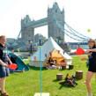 Faire du camping à Londres
