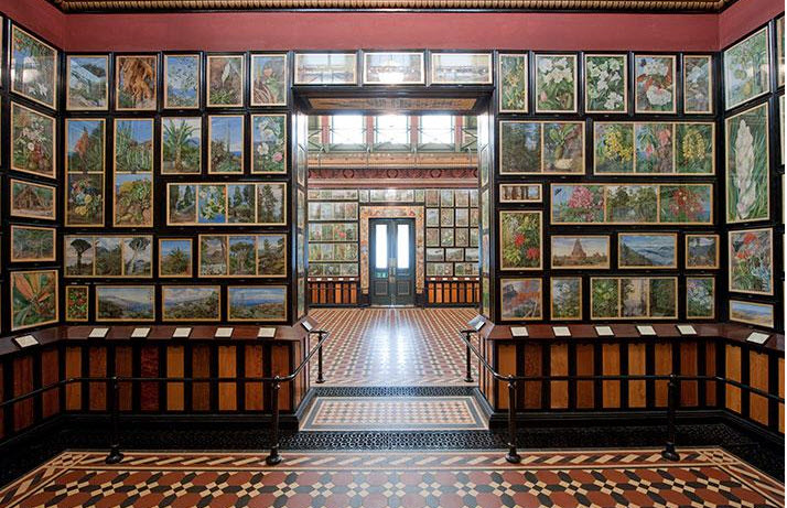 Marianne North Gallery of Botanic Art