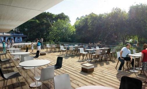 d couvrez les plus belles terrasses de londres. Black Bedroom Furniture Sets. Home Design Ideas