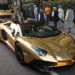 Les meilleurs endroits pour admirer des voitures de luxe à Londres