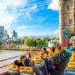 Faites une balade en bus décapotable à Londres