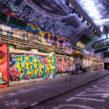Focus sur le Leake Street Tunnel, haut lieu du street art à Londres
