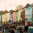 Portobello Market : un marché aux puces incontournable à Londres