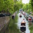 Promenez vous à Regent's Canal à Londres, un endroit unique