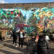 Découvrez le Nomadic Community Garden à Londres